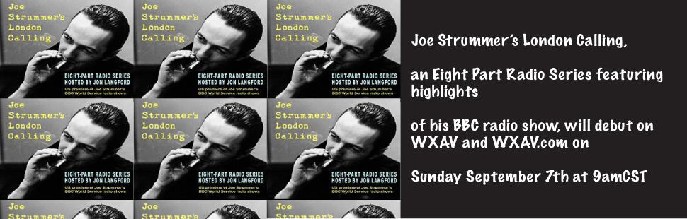 Joe Strummer's London Calling