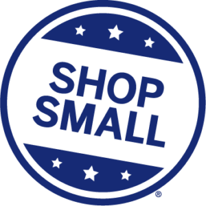 The logo for Small Business Saturday.
